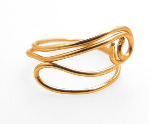 In Sync Adjustable Ring
