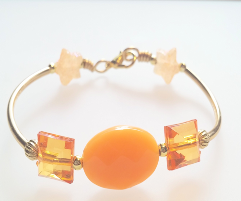 Girls Bracelet Peachy Keen